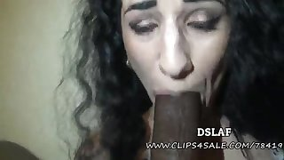 French Superhead Arabelle Raphael Multiracial Filthy Head With Facial Cumshot- DSLAF