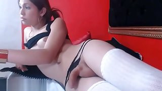 Horny sex movie shemale Chunky Cock only here