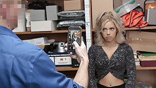 Allie Nicole only if No. 2120778 - Shoplyfter