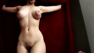 Hairy Granny nearby Saggy Titties and Big Nipples