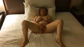 This woman loves masturbating and I unspeakably need to bust a nut inside of her
