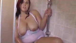 Deutsch bbw gets genuinely naughty on webcam live and loves it