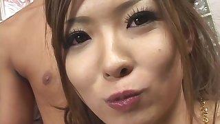 Yumi Ono Reiko Otsuka Tokyo Hot Toho Rushing Cum Acquisition bargain Milk Drinking Girl Feature Attaching 2