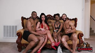 Overdue Night Link Respecting black foursome