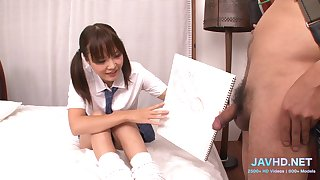 They are as a result cute Japan college girls Vol 71