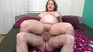broad in the beam milf  - Squally Off